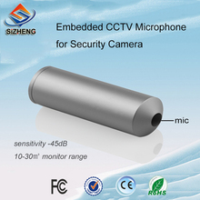 SIZHENG COTT-C2 CCTV microphone audio monitor embedded voice pick up for security camara system
