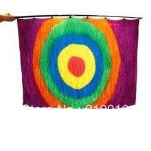 Rainbow производство шелка(1,6 м x 1,65 м)-Этап Magic