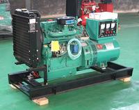 3 фазы дизель генератор 24KW дизель генератор с K4100D дизельным двигателем и щетки генератора