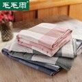 2017 chegada nova 100% algodão towel rolo xadrez praia towel toalhas de banho para adultos absorção banho towel estilo chinês folhas