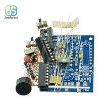 16 музыкальная шкатулка 16 звуковая коробка-16 16-тональная коробка электронный модуль DIY Набор diy части компоненты аксессуары наборы доска