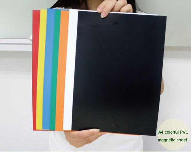 Acheter tableau magn tique aimant en caoutchouc a4 color feu - Aimant tableau magnetique ...