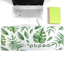 2017 new fresh style Professional office laptop desk mouse pad soft rubber non-slip 3mm thickness table mats for gifts