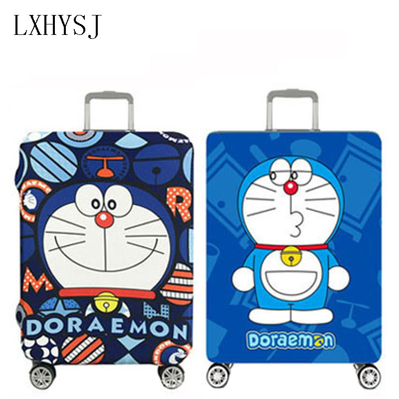 Cartoon Luggage Cover Elastic Luggage Protective Covers Suitable For 18-32 Inch Suitcase Case Dust Cover Travel Accessories