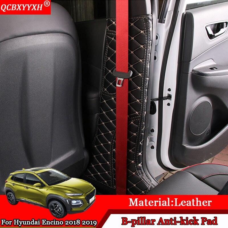 QCBXYYXH Car styling font b Interior b font Protector Side Edge Protection Pad Car Door B