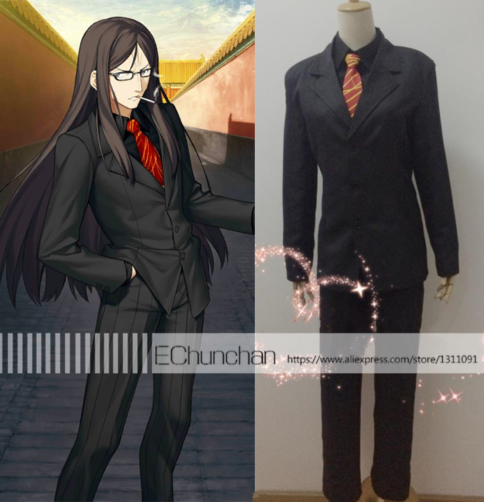 Back To Search Resultsnovelty & Special Use Cosplaylove Fgo Fate Grand Order Lord El-melloi Ii Waver Velvet Cosplay Costume Custom Made For Christmas Halloween Anime Costumes