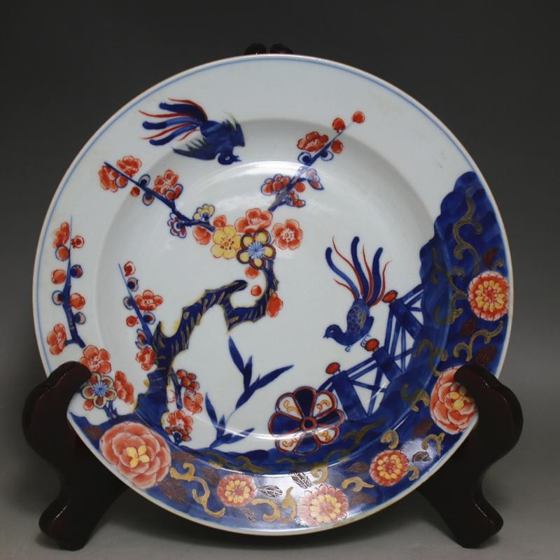 Online Buy Wholesale Decorative Plates Birds From China