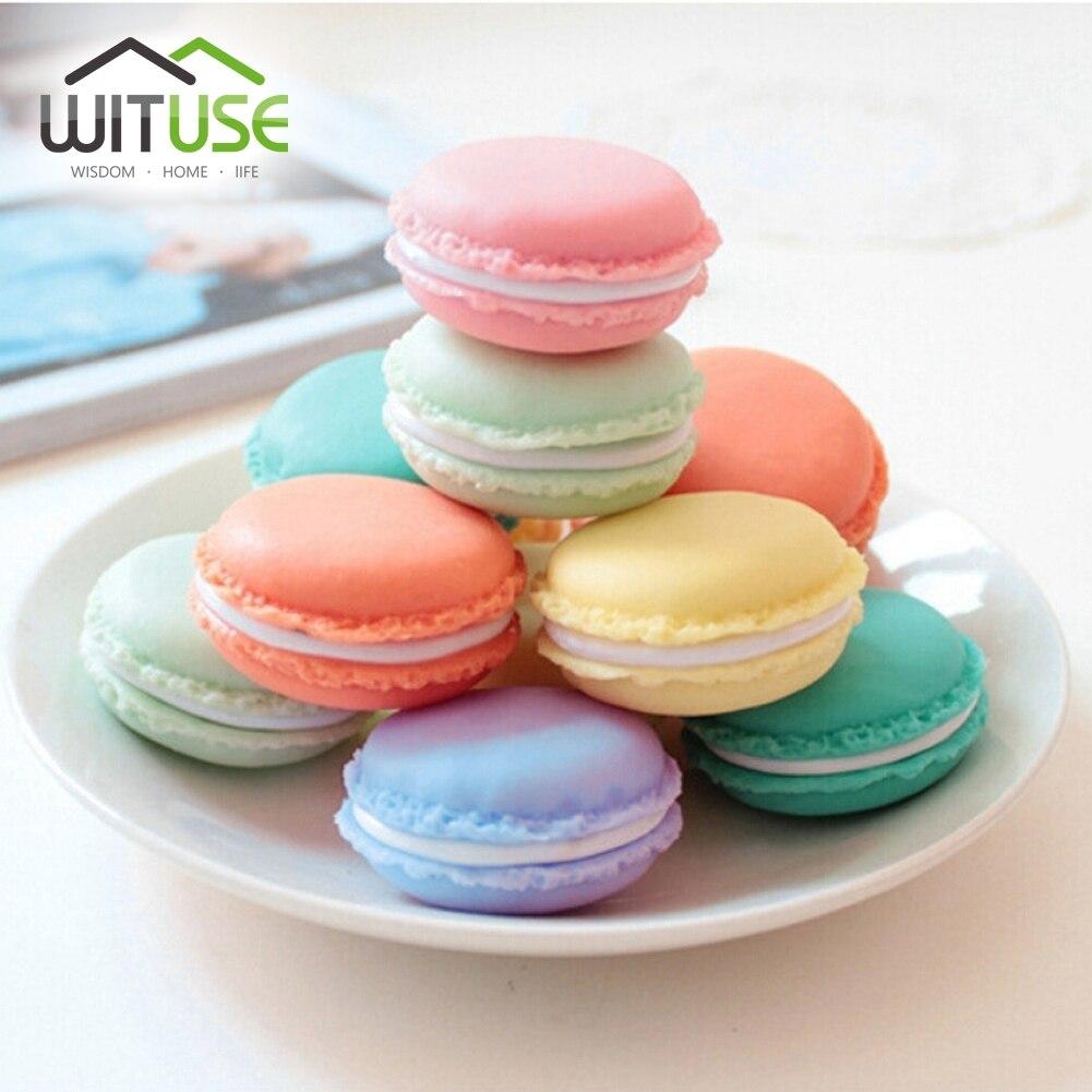 Wituse 6 шт. ящик для хранения мини смешанный Цвет SD карты Macarons сумка ящик для хранения Чехол мешочек маленький таблетки ювелирные изделия коро...