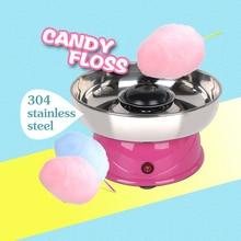 ITOP Cotton Candy Maker Electric Sugar DIY Sweet Floss Machine Food Processors EU/US/UK/AU Plug