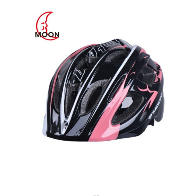 MOON kids cycling Helmets Integrated EPS foam outdoor riding roller skating skating safety protection ragazzi casco