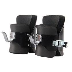 1 paar Anti Zwaartekracht Inversie Laarzen Therapie Hangen Wervelkolom Ab Chin Up voor gym Veiliger Body Fitness Building handstand machine fitness