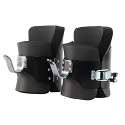 1 par de botas Anti-inversión de gravedad terapia cuelgue columna Ab mentón hacia arriba para gimnasio más seguro cuerpo Fitness edificio handstand máquina fitness
