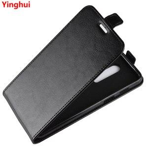 Image 1 - Вертикальный откидной бумажник OnePlus 7T 7 Pro 6 6t 5 5t кожаный чехол с держателем для карт чехол OnePlus 7t Pro защитный чехол для телефона