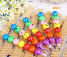 3PCS Cute Standard Pencils Novelty Kawaii Colored Lead Pencil Gifts For Kids School Stationery Office Supplies