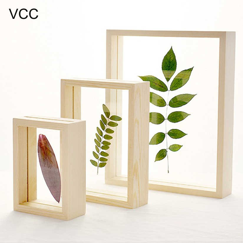 Legal Wood Specimen Frame,Photo Frame Real Glass,Nordic Picture Frame For Tabletop Decoration,Painting Frames,Home Decor