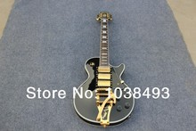 Black manufacturer to manufacture the best quality electric guitar ebony fingerboard custom-made EMS mail