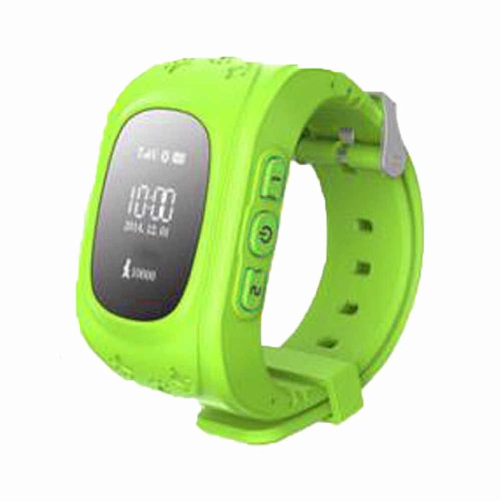 Q50 Smart Watch Children Kid Wristwatch Lbs Locator Tracker Anti-Lost Smartwatch For iOS Android Pk Q100 As Gift Drop Shipping