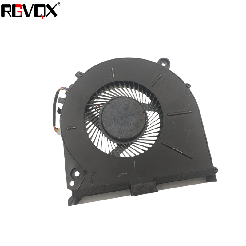 Купить с кэшбэком NEW Laptop Cooling Fan For Lenovo IdeaPad Y700-15ACZ Y700-15ISK Original PN: DFS551205WQ0T FGF2 CPU Cooler Radiator Replacement