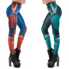 The Avengers 3D Print Leggings