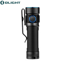 Olight Baton S1A 600 Lumens Power led Flashlight with Cree XM-L2 Mini lampe led portable torches 5 models 118m 5 Years Warranty