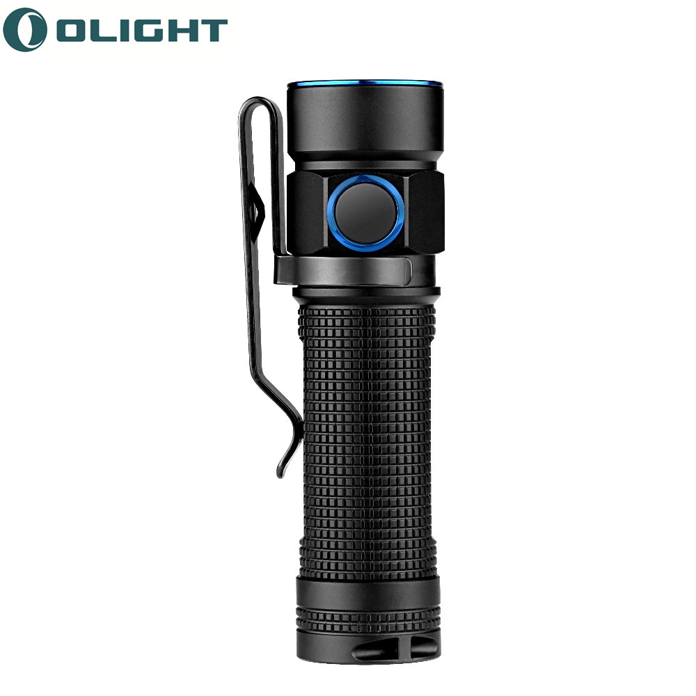 Mini Lampe Led Us 71 36 Olight Baton S1a 600 Lumens Power Led Flashlight With Cree Xm L2 Mini Lampe Led Portable Torches 5 Models 118m 5 Years Warranty In Led