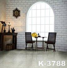 Indoor Photographers Backdrops 150*200cm Custom Photo Studio Backgrounds Sunflowers Retro Clock Props Brick Wall Backdrops Photo