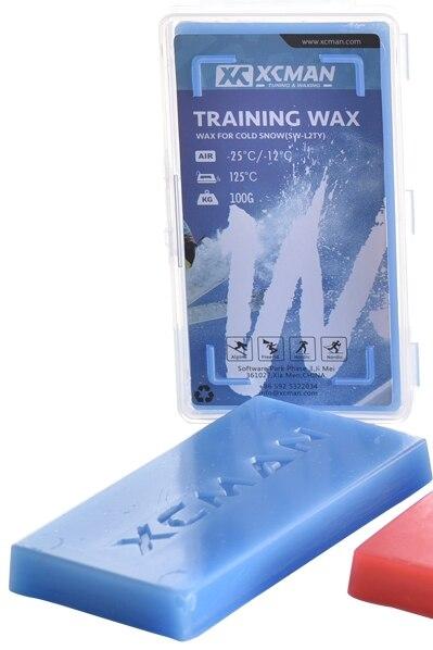 XCMAN Racing Ski Snowboard cire pour une utilisation dans tout type de neige tout température Kit de cire 100g et 200g pour votre choix - 3