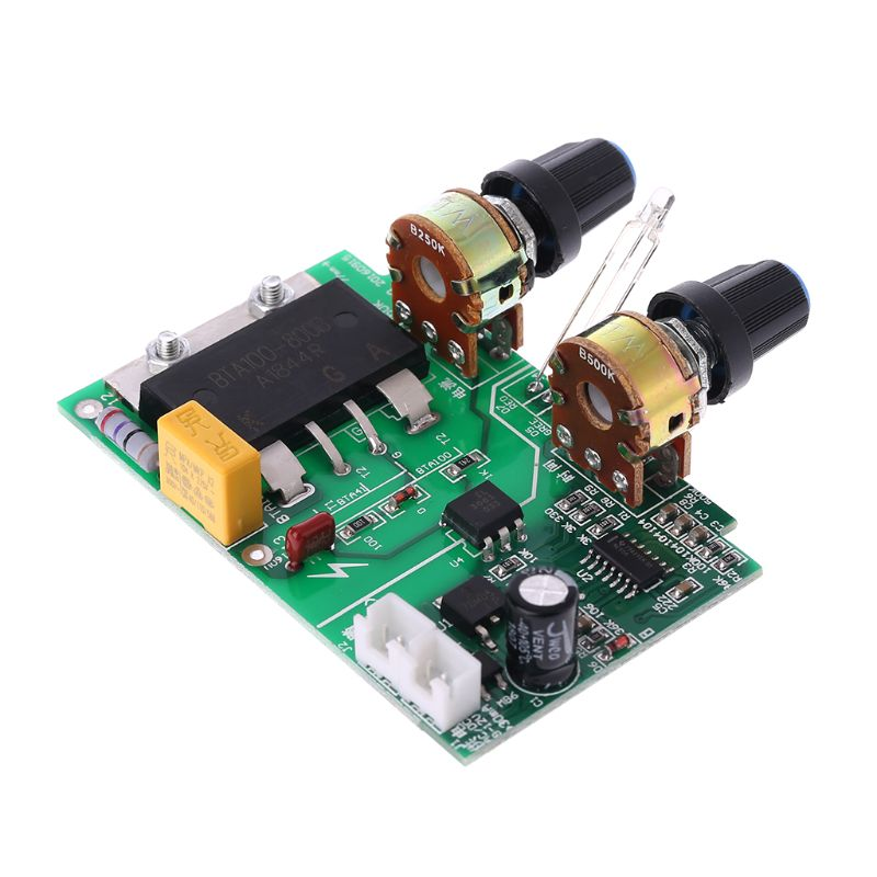 New High Quality Spot Welding Machine Time Relay Control Board Current Transformer 100A SCR