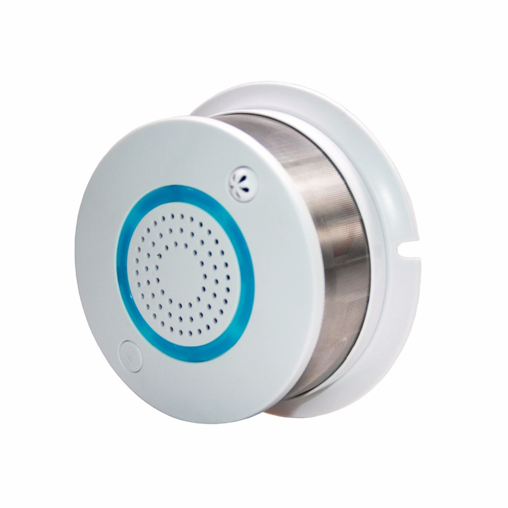 WiFi Smoke Alarm Sensors Wireless Fire Smoke Detector For All Of Home Security Alarm System In Our Store Smoke Sensor Alarm wireless smoke fire detector for wireless for touch keypad panel wifi gsm home security burglar voice alarm system