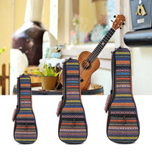 Double Strap Hand Ukulele Gig Bag