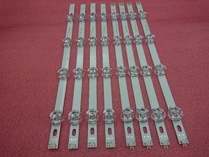 Image 2 - New 5set=40 Pieces LED backlight strip Replacement compatible for LG 39 Inch 39LB5800 390HVJ01 innotek DRT 3.0 39 A B type