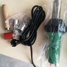 Круглая сварочная насадка/горячий воздух пластиковый сварщик горячий воздух Тепловая пушка