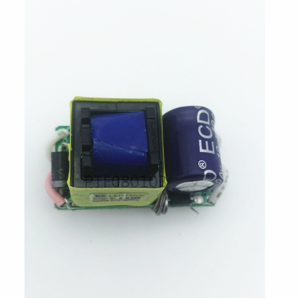 5pcs/lot 3-4x3W led inside driver 3*3W 9W / 4*3W 12W 650mA LED Driver Lighting Transformers For E27GU10 Spotlight light #