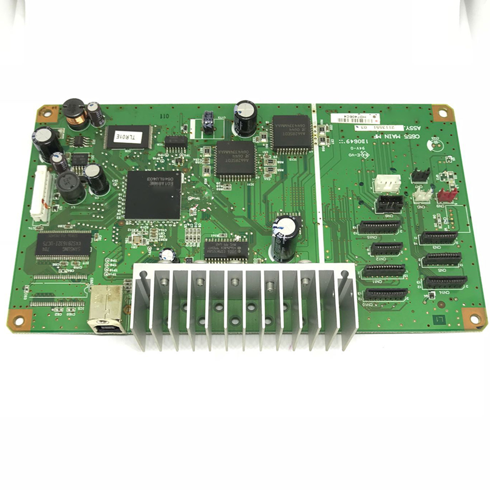Original Formatter Board Mainboard Main Board For Epson 1390 1400 Printer formatter board main for epson tm 88iii label printer mainboard