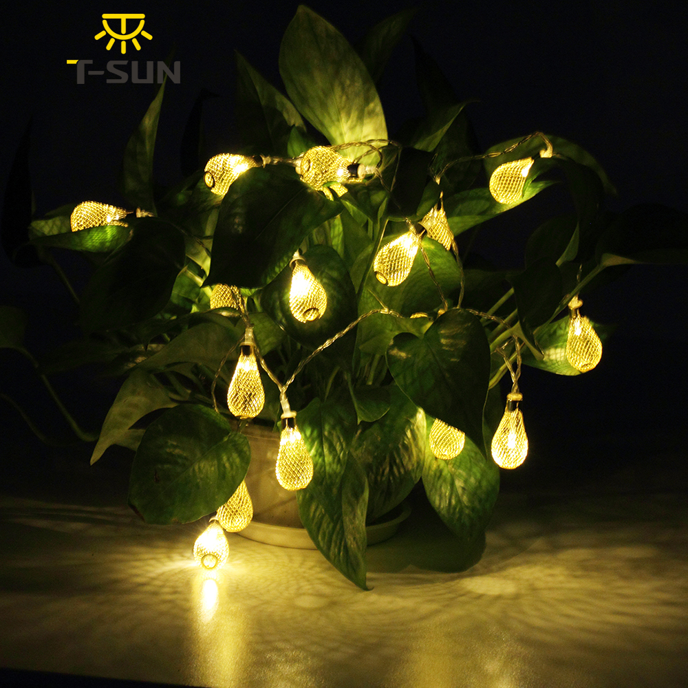 Garden Lights Kopen Straitlacingl Kopen Goedkoop T Sunrise Led Solar String Light