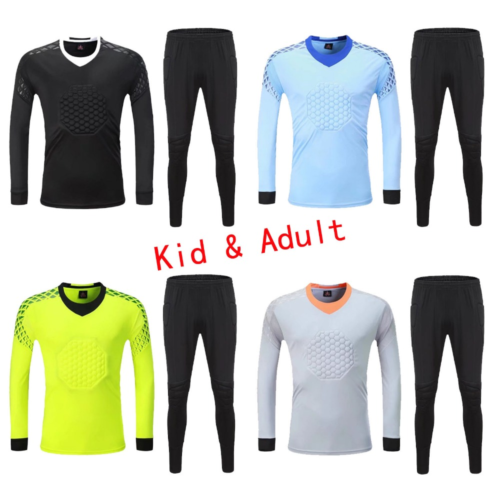Buy goalkeeper shirt set and get free shipping on AliExpress.com c1f8e6605