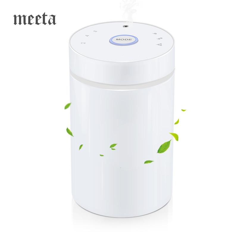 Senz'acqua Auto Aromaterapia Diffusore Usb Mini in-car Olio Essenziale Aroma Diffusori Nebulizzatore Olio Diffuseur Huile Essentiel