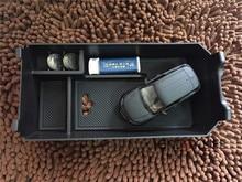 Car Armrest Box Central Secondary Storage Glove Phone Holder Container Organizer For Benz GLC Class GLC300