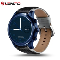 LEMFO LEM5 PRO Smart Watch Phone MTK6580 Pedometer Heart Rate Activity Monitor WIFI GPS 3G 1
