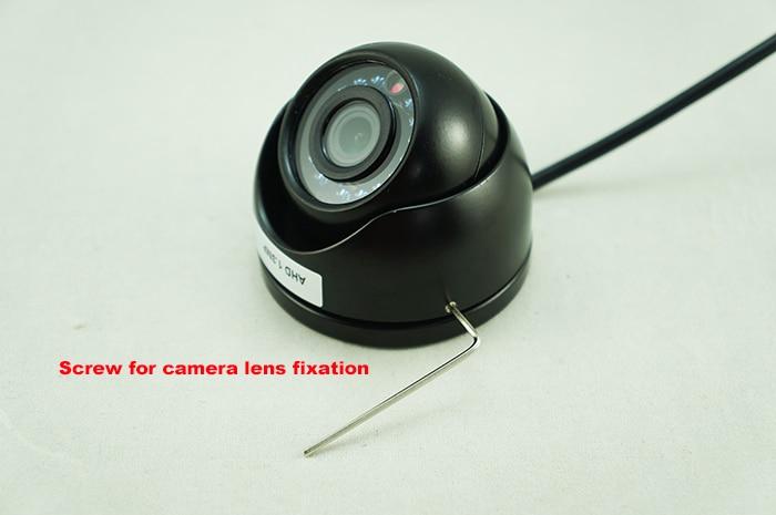 camera lens fixation screw