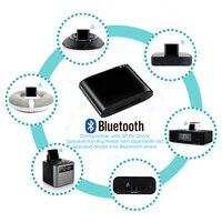 Bluetooth приемник адаптер для 30-контактный стерео аудио адаптер музыкальный приемник для Bose SoundDock II 2 IX 10 Портативный Динамик