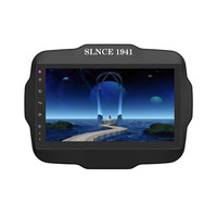 KLYDE 9 1 Din Android 8.1 Car Radio For JEEP Renegade 2016 2017 Car Audio Canbus Stereo Mirror link Multimedia Player