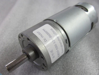6V 12V full metal gear JGB37 550 upgrade torque DC gear motor motor power please choose one type