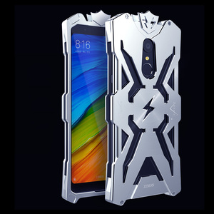 Image 5 - Zimon Simon Thor Serie Shockproof Metal Case Cover xiaomi Redmi 5 Aluminium Telefoon Gevallen Voor Xiaomi Redmi 5/Redmi 5 plus