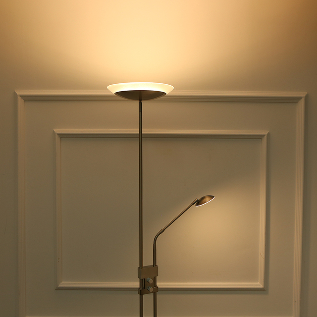 LED Floor Lamp AC100V 240V Indoor Floor Lamps Modern Attractive ...
