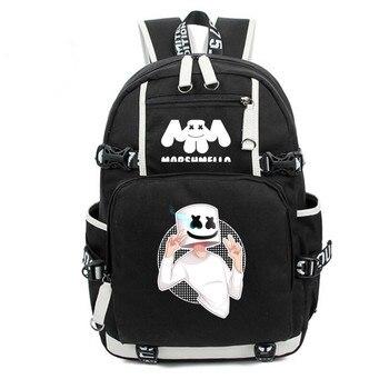 Рюкзак Marshmello черный 1