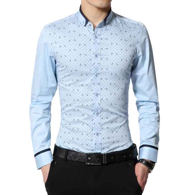 ff9db88c158 Men long sleeve cotton non iron shirts