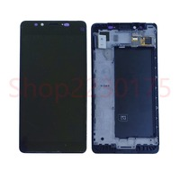For Nokia Lumia 950 RM 1104 RM 1118 LCD Display Touch Screen Digitizer Assembly Frame Replacement