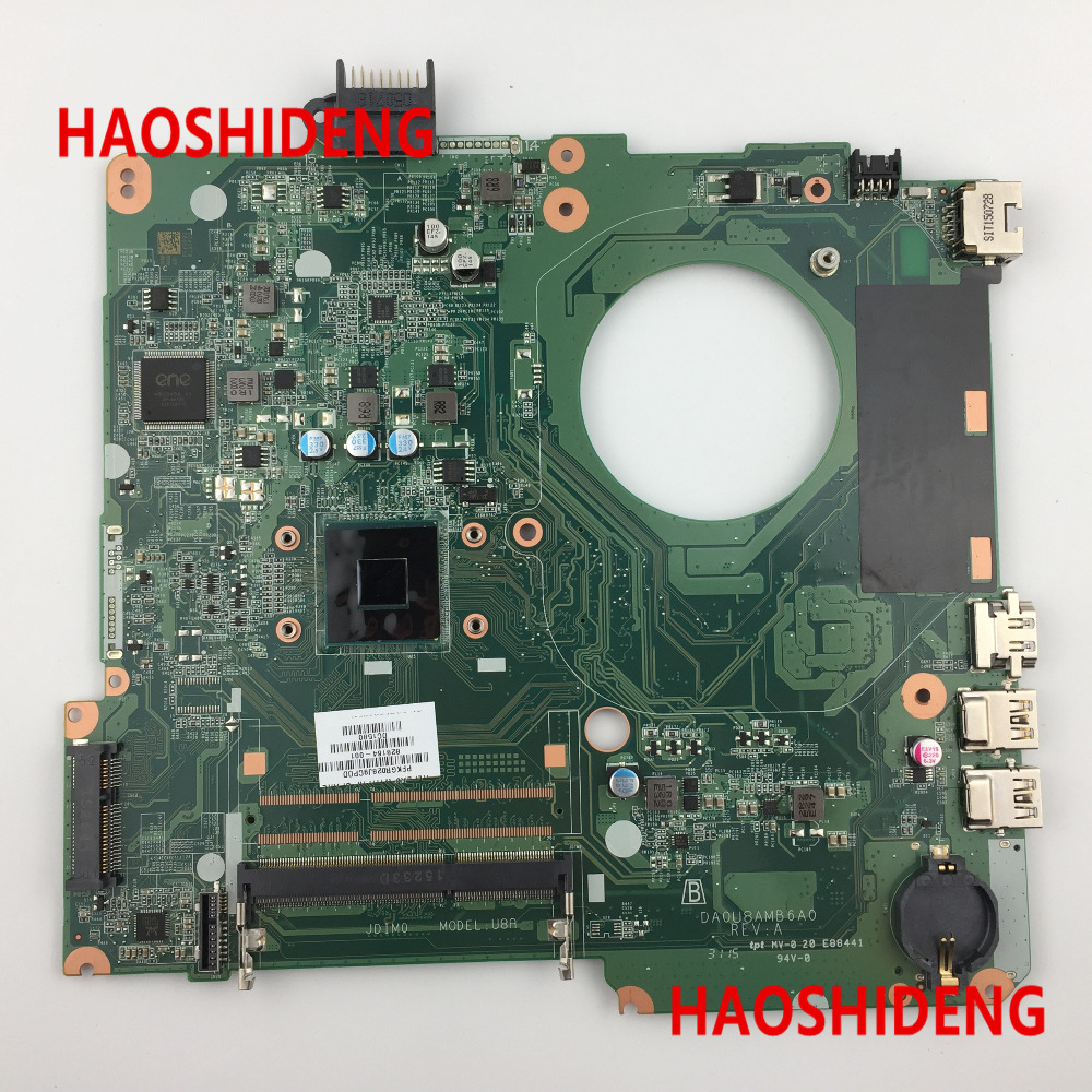 все цены на Free Shipping,828164-001 U8A for HP Pavilion 15-N 15-F series Motherboard .All functions 100% fully Tested! онлайн