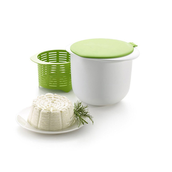 Microwave Plastic Healthy Cheese Maker For Making Cheese
